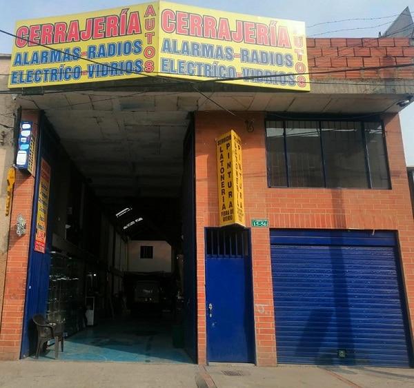 Cerrajeros Bogotá 24 horas a domicilio